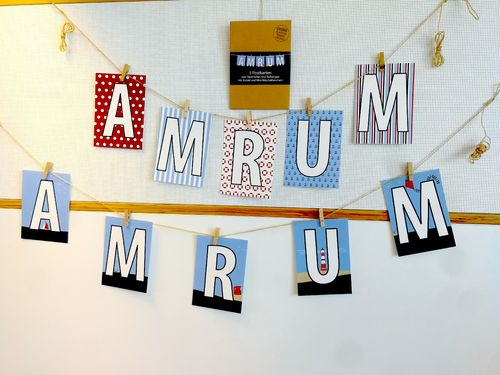Amrum garland